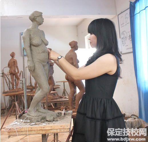 河北曲阳雕刻学校