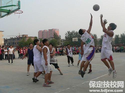 蠡县职教中心